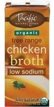 Pacific Organic Free-Range Chicken Broth