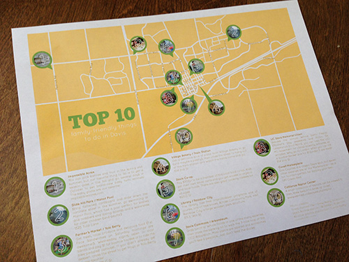 Top 10 family-friendly things to do in Davis