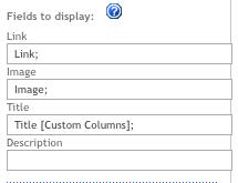 CQWP settings
